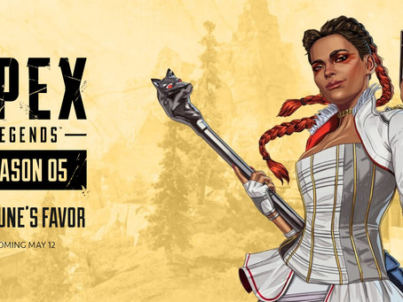 Newest Update For Apex Legends, Season 5: Fortune's Favor Has Been Released