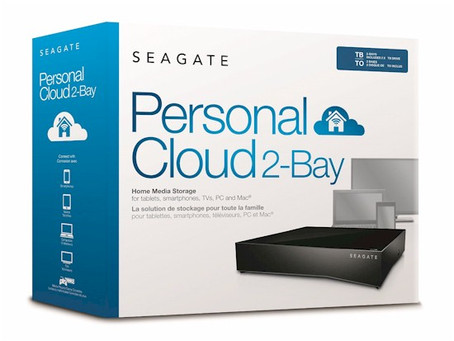 Easy way to connect Seagate Personal Cloud 2-Bay NAS drive to your Windows PC