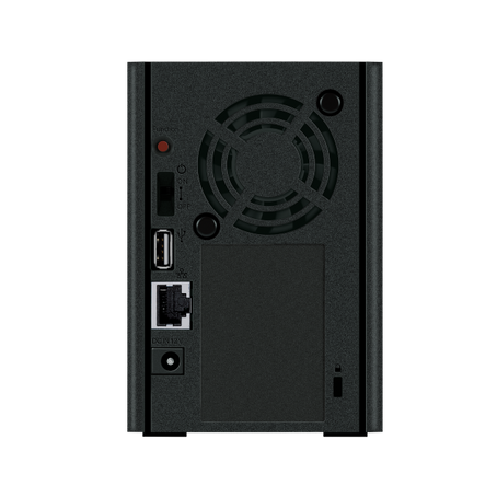 Easy way to connect Buffalo LinkStation LS220D NAS drive to Windows PC