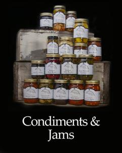 Dedrick's Condiments & Jams