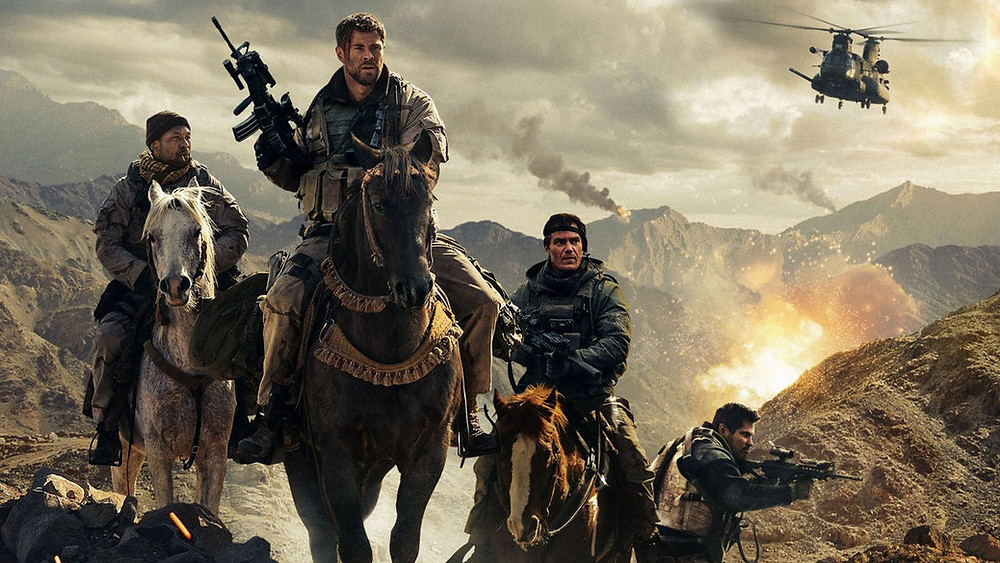 12 Strong Movie
