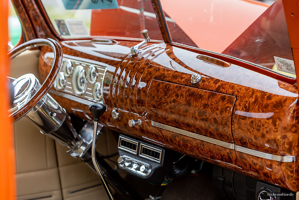 Mike Troxler professional photographer image of 1940  Collector car, Chevy Pickup