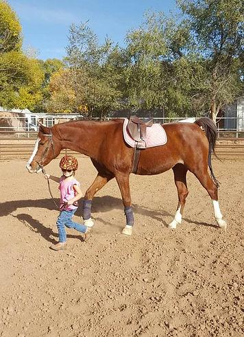 kid leading horse from mariah.jpg