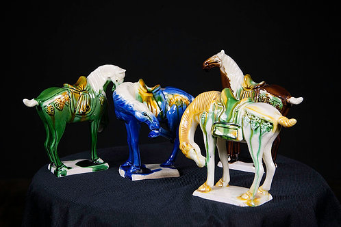 Smithsonian Collection of Tang Inspired Horses