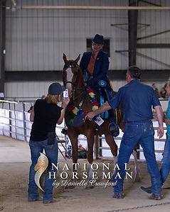 Ryan Show Horses Arabian and Half Arabian Horses