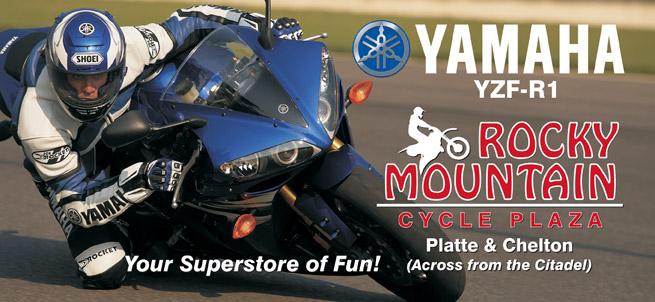 RMCP YZF-R1 30sht Poster