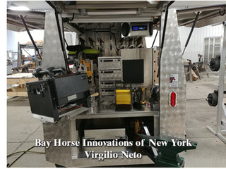 New Farrier Rig for Virgilio Neto!