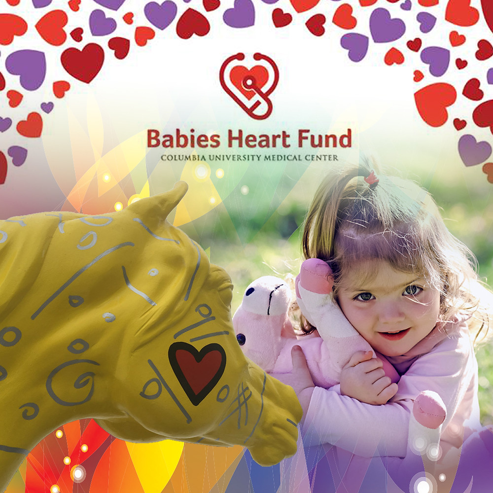 Arabian Horse for Humanity Braveheart benefits Babies Heart Fund
