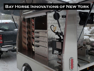 New Custom Rig for French Creek Farriers