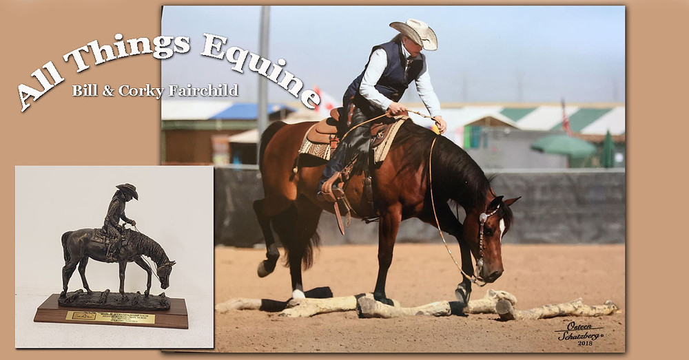 All Things Equine Corky Fairchild
