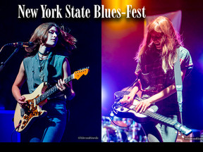 TeamTrox at the NYS Blues-Fest