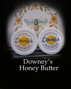 Downey's Honey Butter