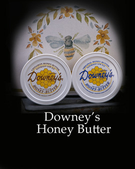 Downey's Honey Butter