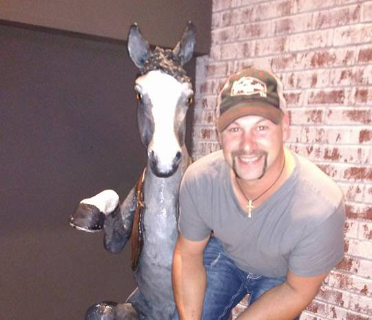 Jon Smiley-Smiley Horseshoeing