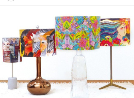 Light Up With Laurel Burch!