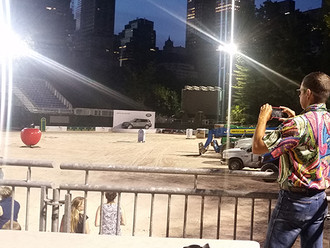 Our Return to the Arabian US Open in Central Park