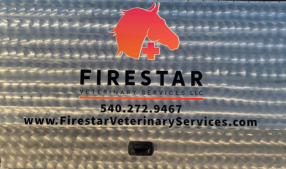 Custom Vet Truck Body by Bay Horse Innovations of New York for Firestar Veterinary Services LLC