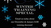 Ryan Show Horses-Winter Training Special!