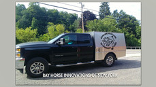 New Vet rig for Dr. Charmaine Brown