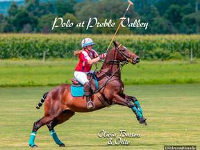 Shooting Polo at Preble Valley