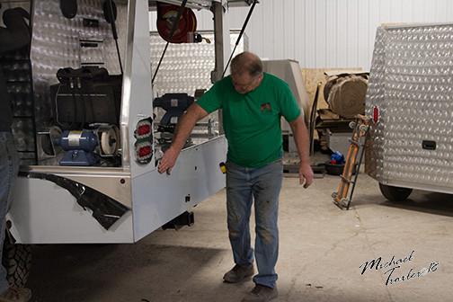 Bay Horse Innovations of New York Custom Aluminum Fabrication