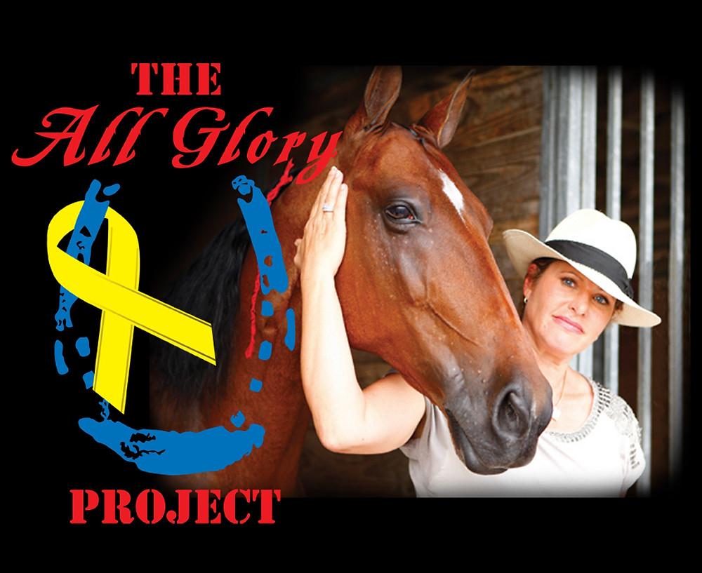 The All Glory Project founded by Elizabeth Shatner