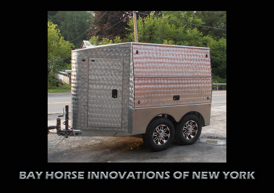 Farrier rig by Bay Horse Innovations of New York