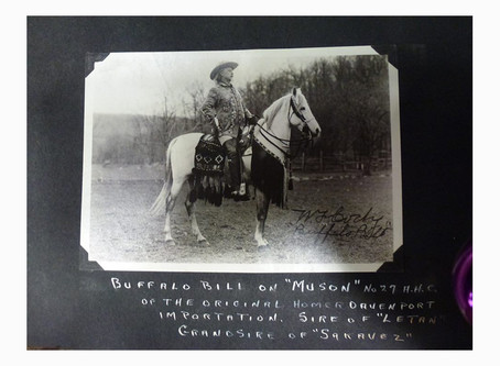 Buffalo Bill and *Muson