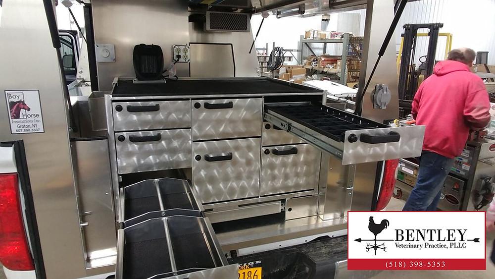 Custom Vet Pack by Bay Horse Innovations of New York