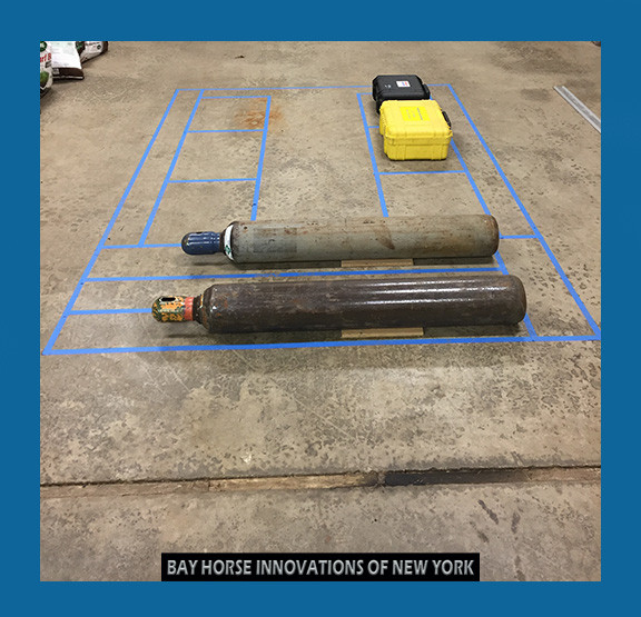 Bay Horse Innovations of New York custom farrier rigs vet rigs and contractor rigs