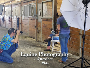 Equine Cover Story Shoot/Envision