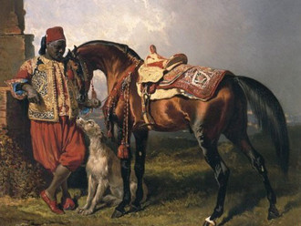 "Equestrian Art! Alfred DeDreux and the ""Mystery Gait"""