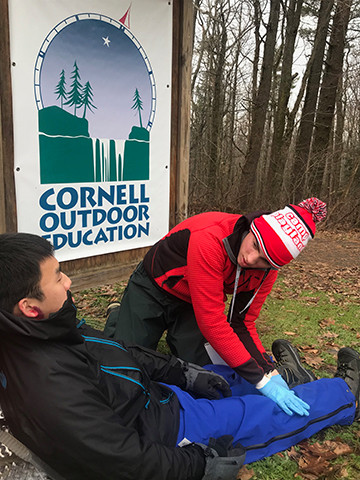 AVH Global with Cornell Outdoor Education
