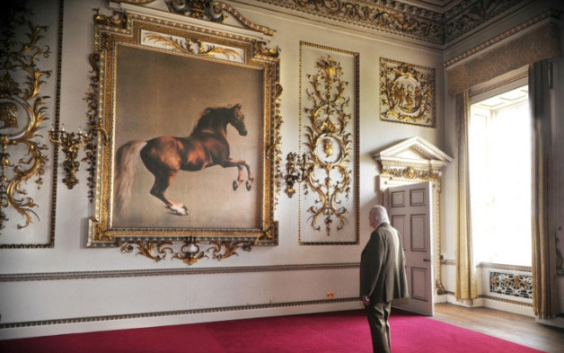 Whistlejacket Wentworth Woodhouse