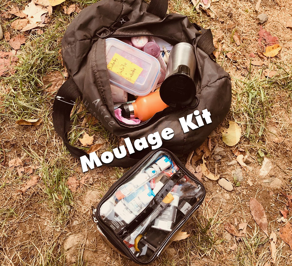AVH Global Emergency First Aid Training Moulage Kit