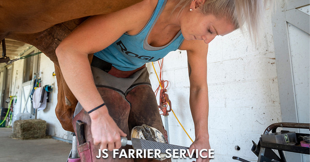 Farrier Jamie Secoura JS Farrier Service