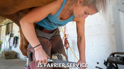 JS Farrier Rig Plus 2 Years