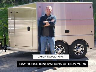 New Custom Farrier Rig for Jason Napolitano