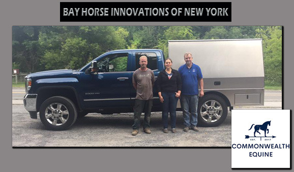 Bay Horse Innovations of New York - Commonwealth Equine