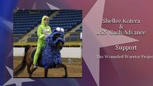 Supporting WWP-Shellee Kotera