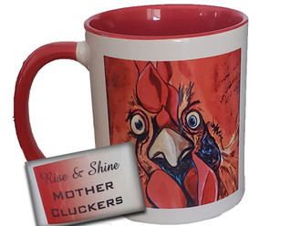 Why I Bought a Chicken Mug