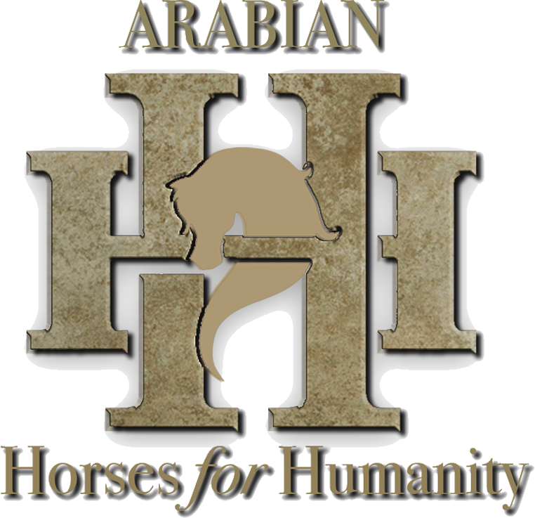 Arabian Horses For Humanity Logo