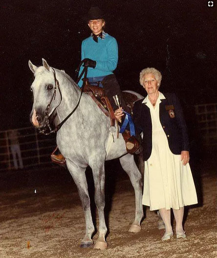 Ibn Mabrouk and Kathy Troxlr