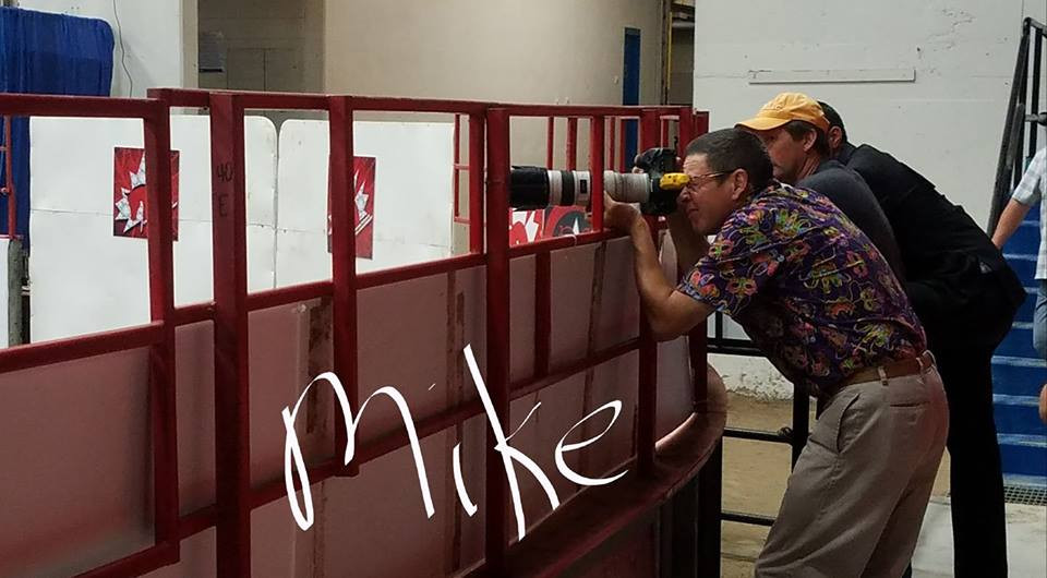 Mike Troxler photographer Canadian Arabian Nationals