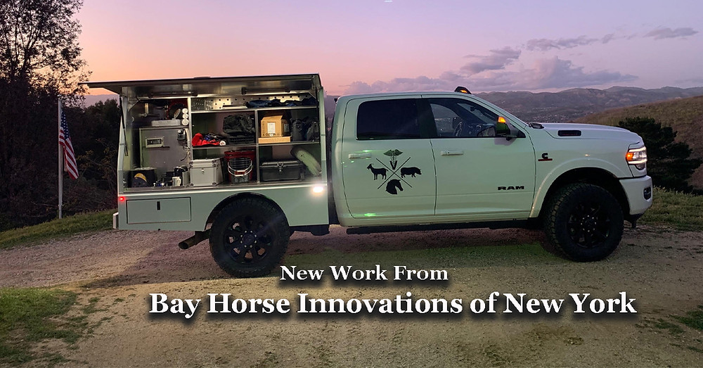 Custom vet rig by Bay Horse Innovations of New York for Dr. Nenn