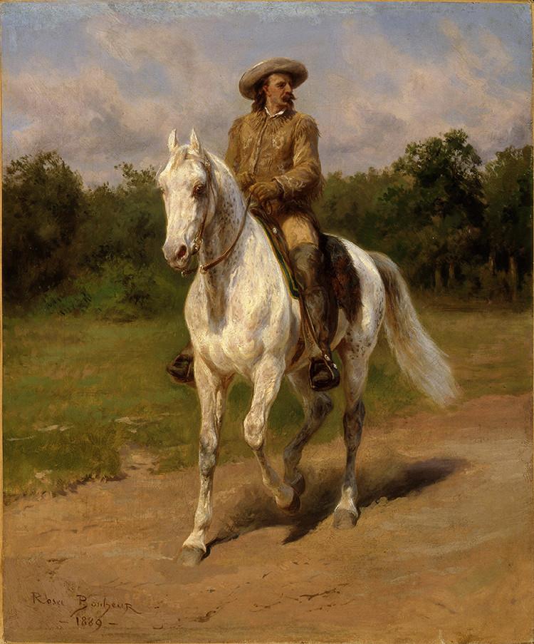 Buffalo Bill Cody, Rosa Bonheur