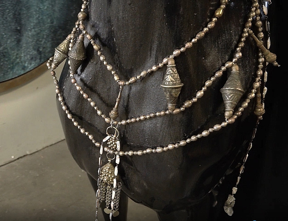 Gretchen Ventura piece for Arabian Horses For Humanity charity auction benefit