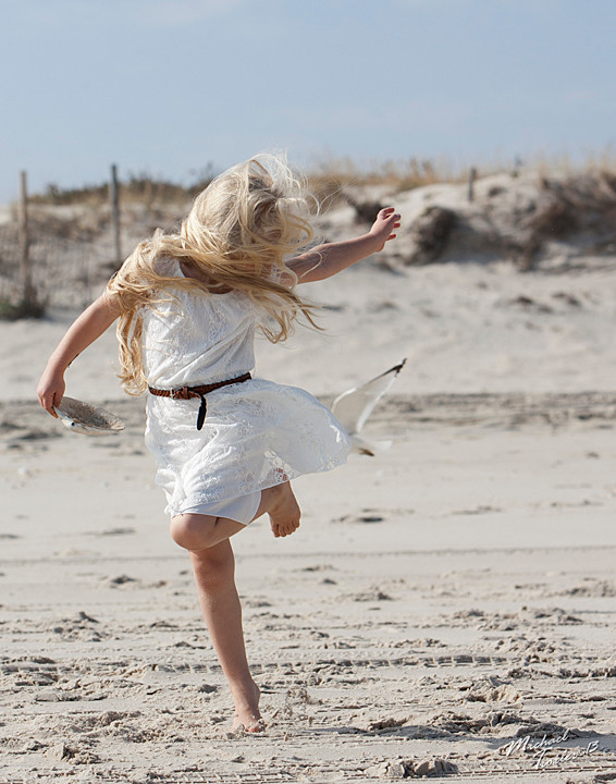 Mike Troxler Portrait Photography New York- Paige and the Ocean