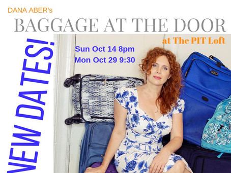 2 new dates for Baggage!