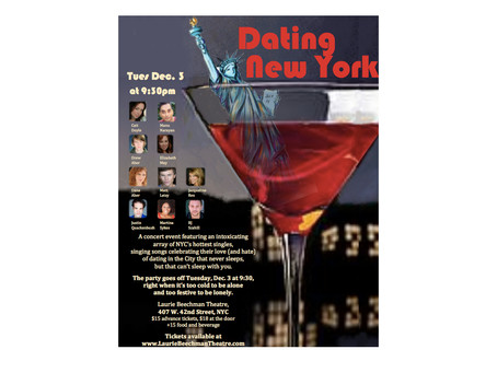 Dating New York, the remix